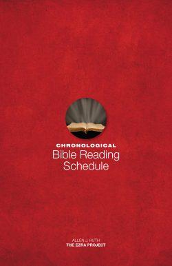 Chron Schedule